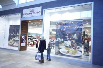 Hickory farm storefront